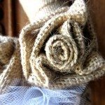 How to Make a Burlap Flower (9)