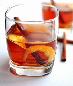 pumpkin hot toddy