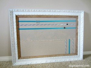 DIY Ribbon Board