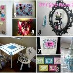 DIY Girls Room Ideas