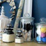 Glass Jar Craft Storage