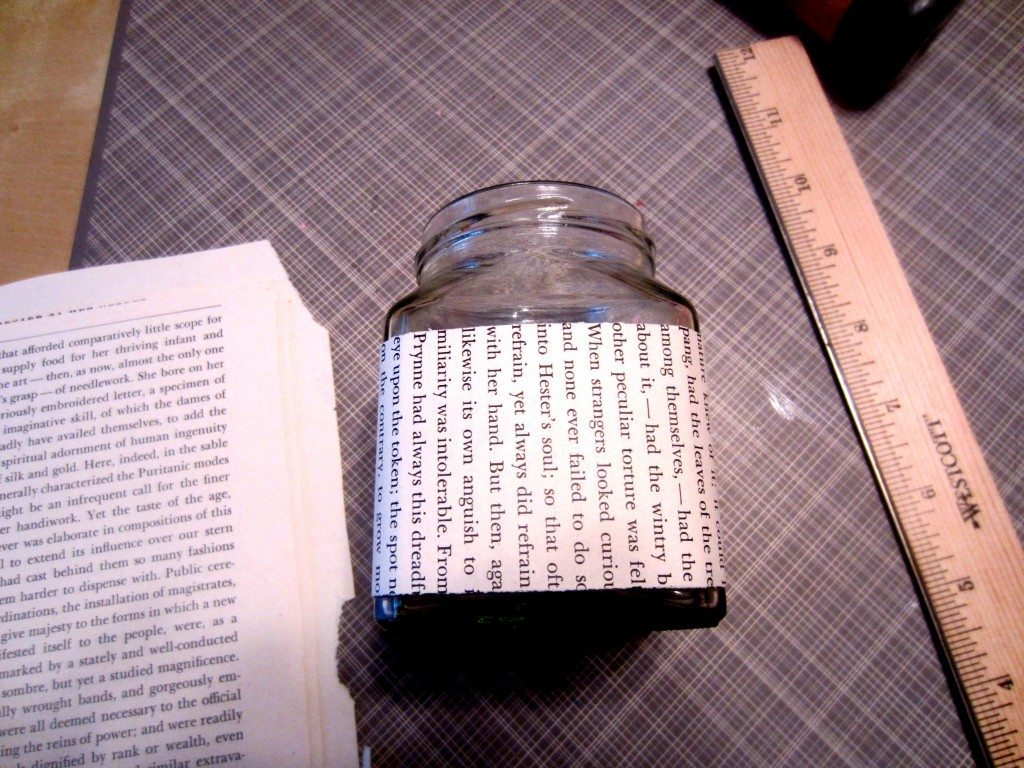 Recycled Craft Jars (4)