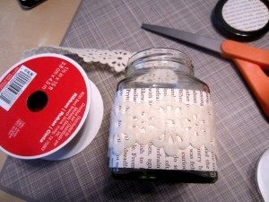 Recycled Craft Jars (6)