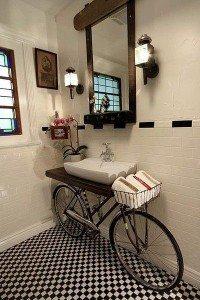 Repurposed Furniture for your Bathroom (3)