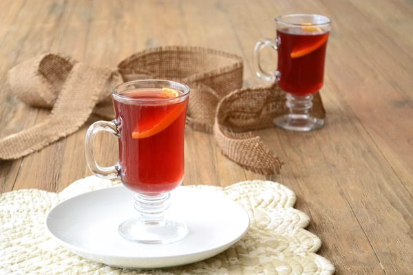 Rhum Apple-Cranberry Cider Recipe