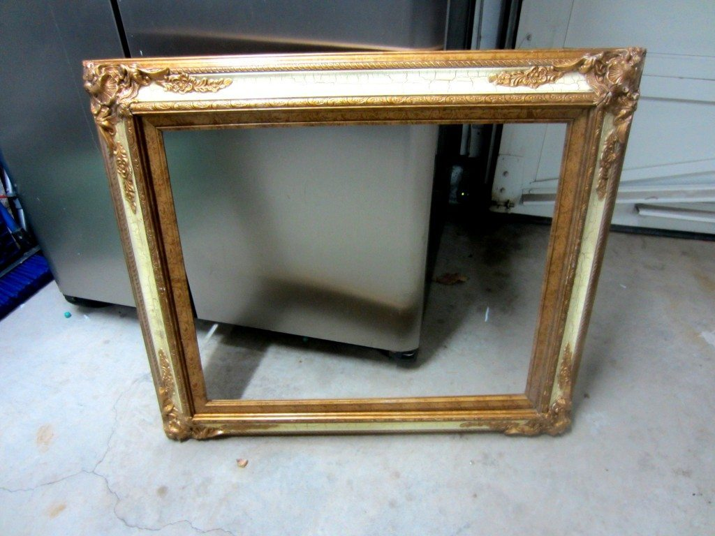 Trash to Treasure Frame (2)