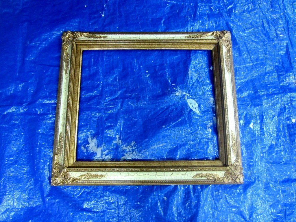 Trash to Treasure Frame (3)