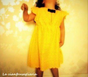 Yellow Dress Tutorial