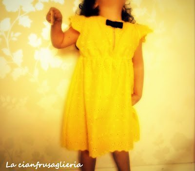 Yellow Dress Tutorial