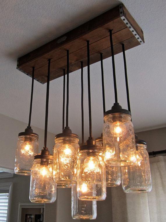 Upcycled Lighting Ideas 10 Diy Inspired