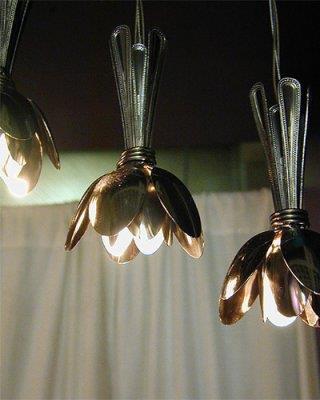 upcycled lighting ideas (4) & Upcycled Lighting Ideas - DIY Inspired azcodes.com