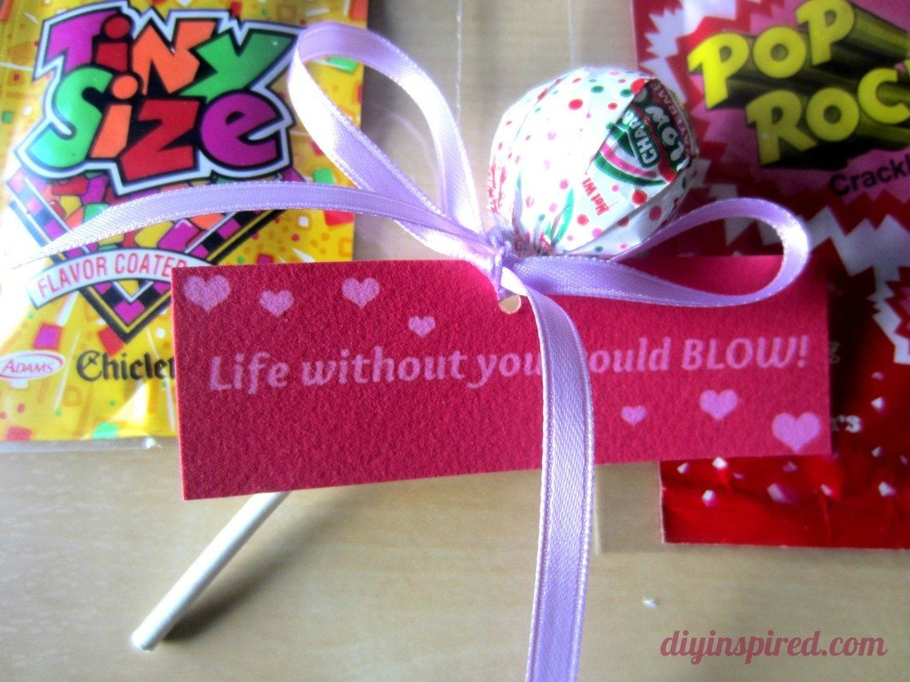 Valentine Candy Free Printable (3)