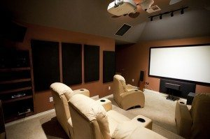 Making a Great Home Theater Room