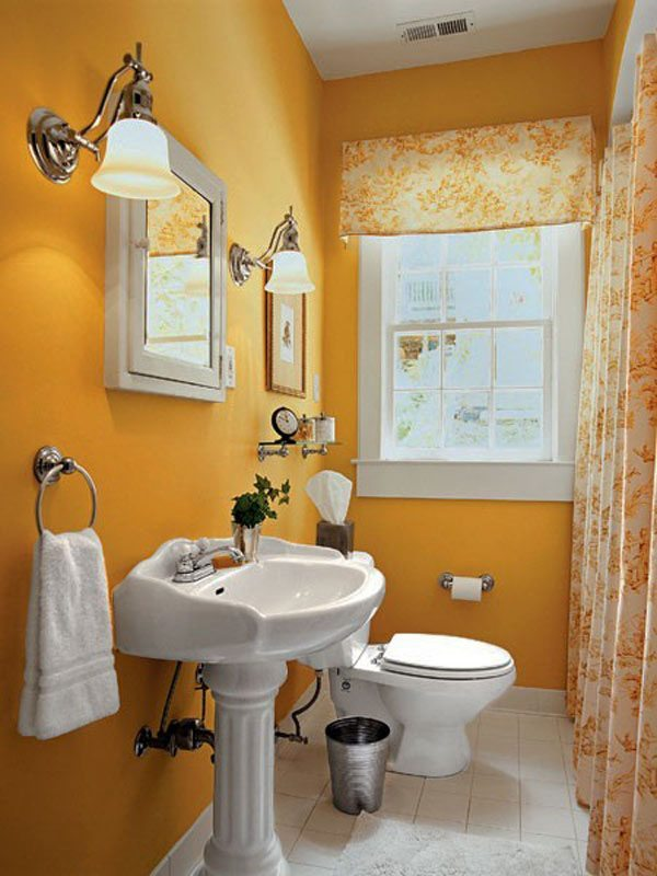 Light Colored Bathroom Decorating Ideas
