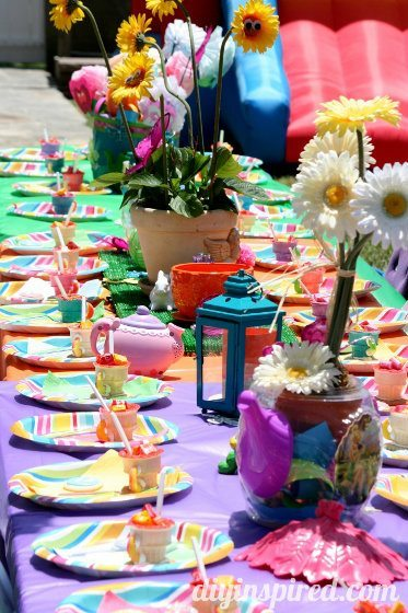 Alice in wonderland first birthday party diy inspired alice in wonderland first birthday party 1 filmwisefo