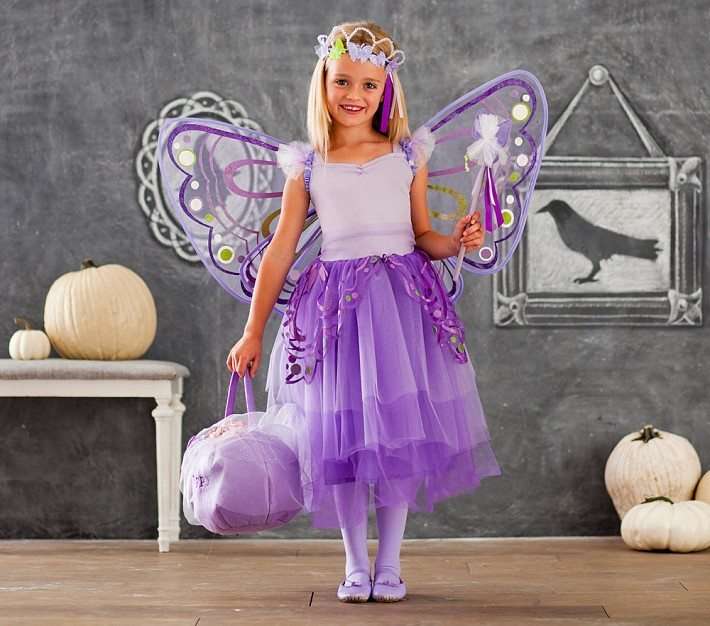 how to make a homemade butterfly costume