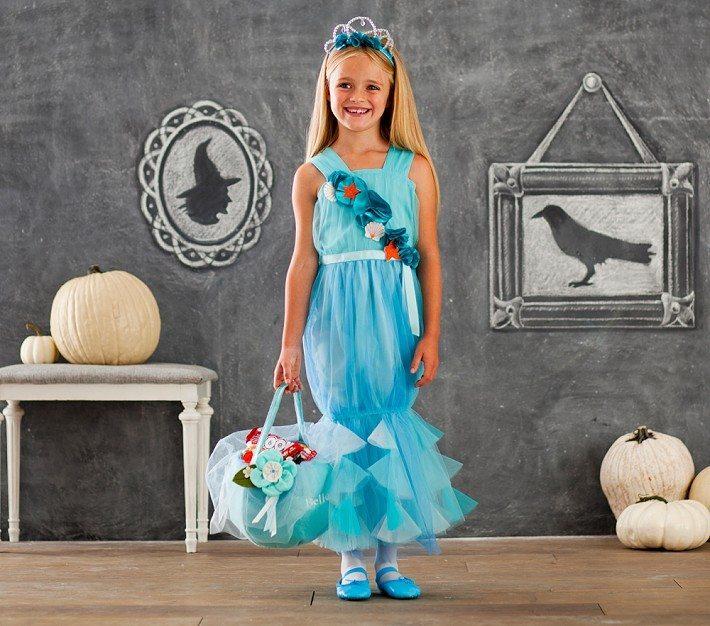 Child Wedding Dress Costume 34 Perfect mermaid costume