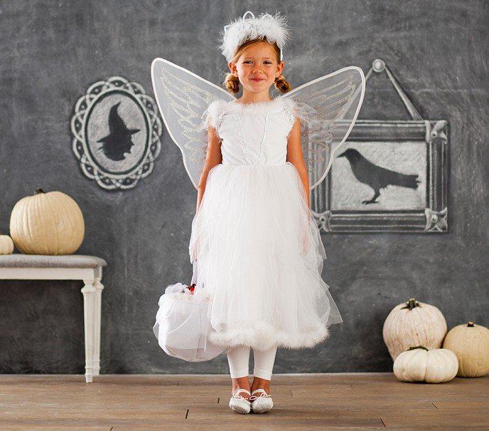 Child Wedding Dress Costume 28 Unique swan fairy costume