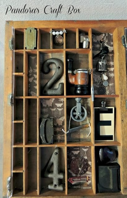 vintage-letterpress-tray-trinkets-shadow-box-table