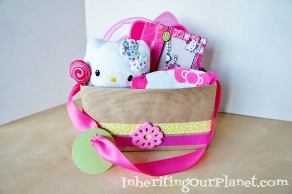 diy-hello-kitty-gift-bag