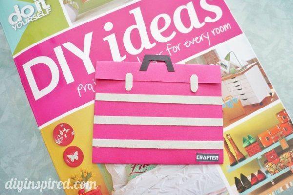 Paper toolbox gift card holder tutorial diy inspired toolbox gift card holder 6 solutioingenieria Choice Image