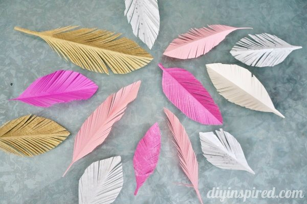 paper-feathers