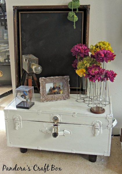 furniture chalk paintAntiquing Furniture with Chalk Paint  DIY Inspired