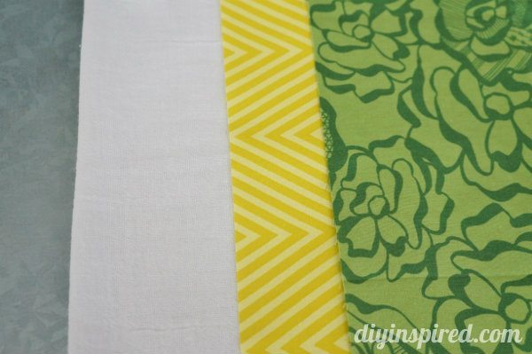 No Sew St Patrick S Day Kitchen Towel Diy Inspired