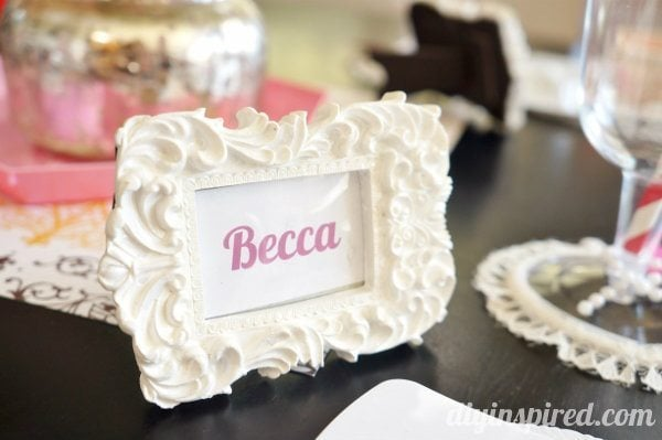 pretty-in-pink-name-card