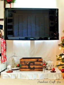 Entertainment-system-slip-cover-tutorial-Christmas-decor