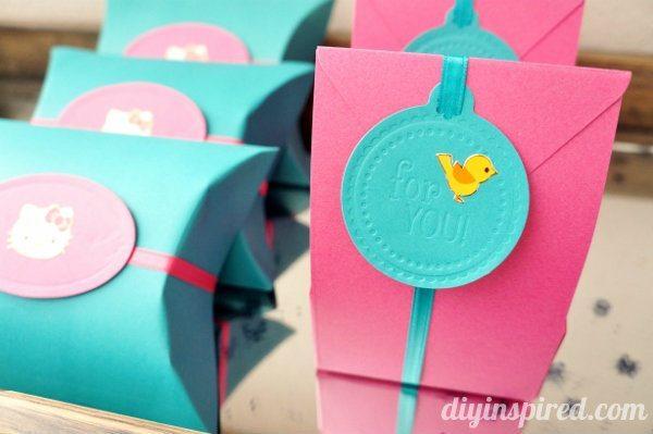Easy Diy Hello Kitty Party Ideas Diy Inspired