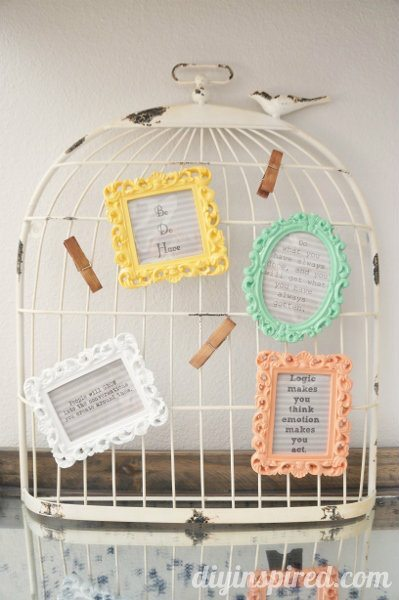 easy-shabby-chic-office-display