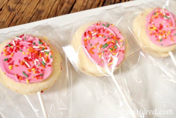 Give Bakery Because Cookie Lollipops (3)