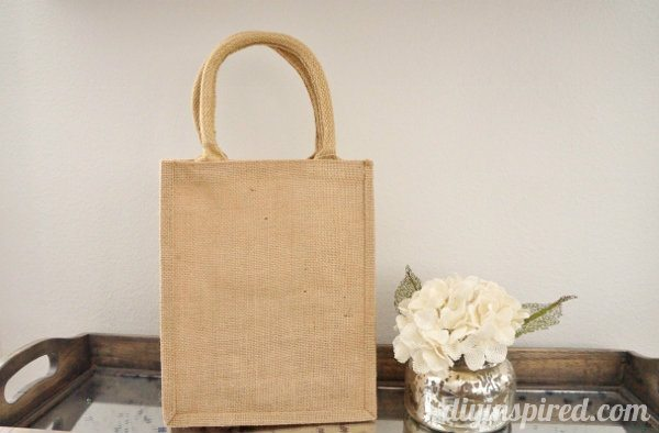 Jute Party Bags