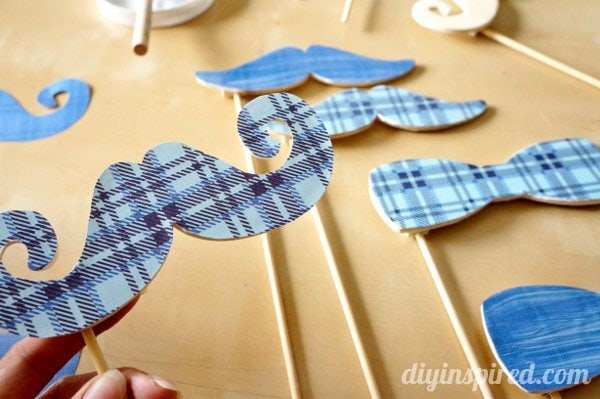 Mod Podge Photo Booth Props (3)