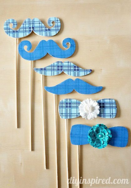 Mod Podge Photo Booth Props (5)