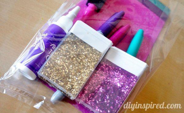 Repurposed Tic Tac Pack Craft Kits