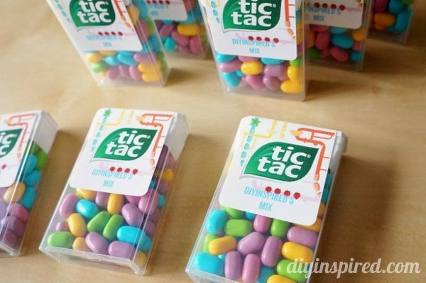 Tic Tac Packs