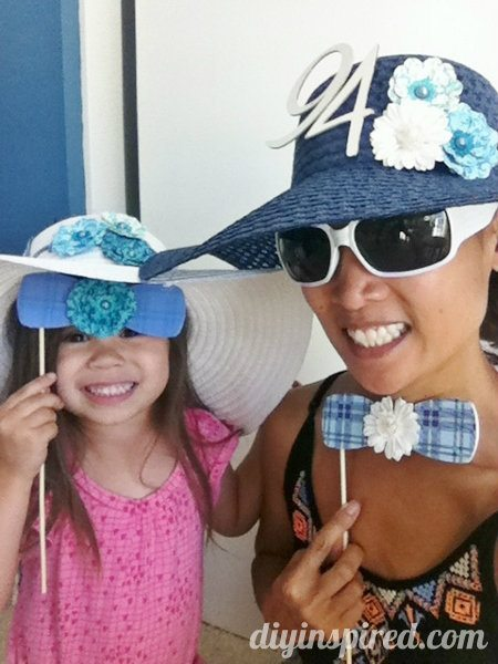 Dollar Store Photo Booth Props (6)