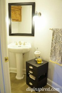 Half Bathroom Makeover (5)