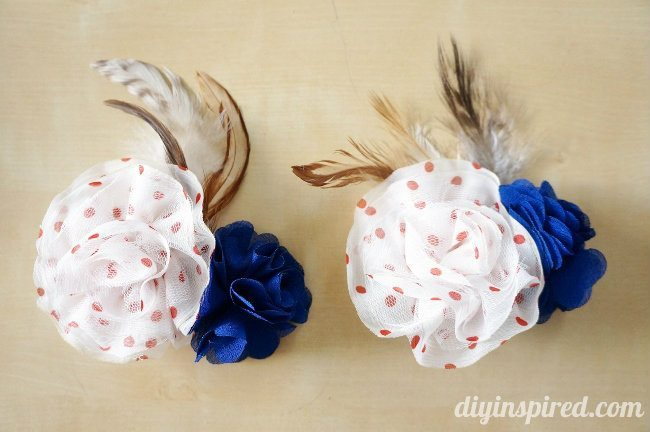 easy red white and blue head piece (5)