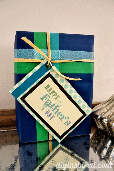 eco-friendly father's day gift wrapping (3)