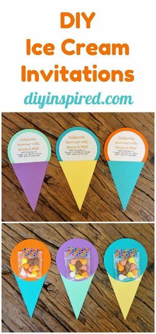 DIY Ice Cream Invitations (305x650)