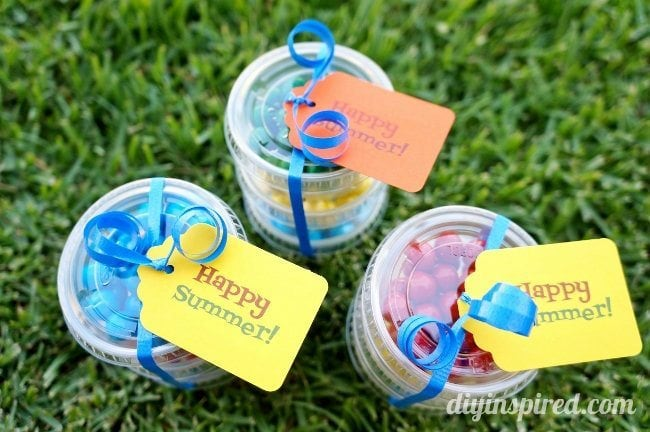 Summertime Or Anytime DIY Party Favors For Kids