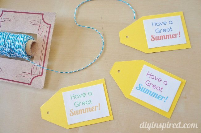 Summertime Party Favors Gift Idea (4)