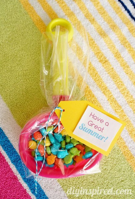 Summertime Party Favors Printable (2)