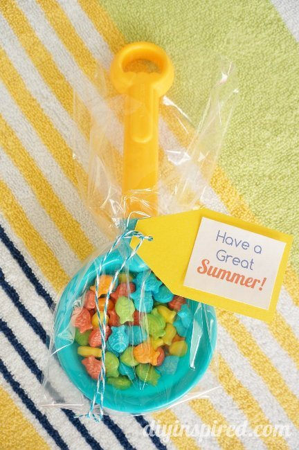 Summertime Party Free Printable (2)