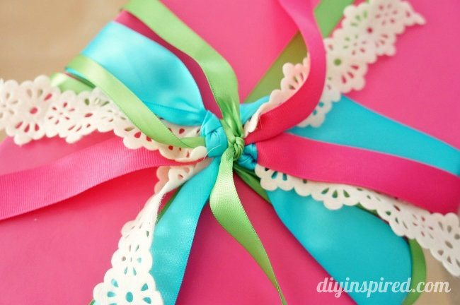 Tea Party Themed Gift Wrapping (2)