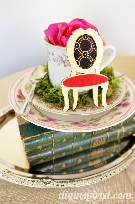Vintage Mad Hatter Tea Party Ideas (2)