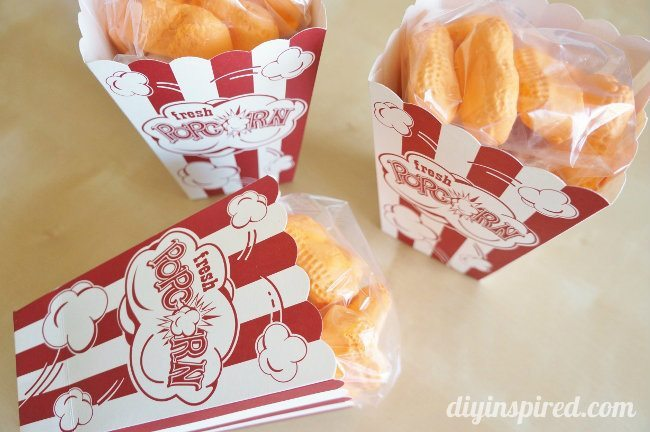 Circus or Carnival Themed Party Favors